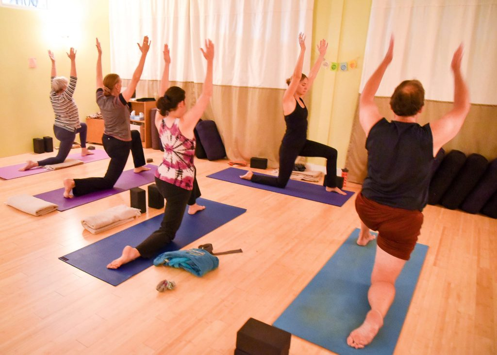 yoga workshops and sessions